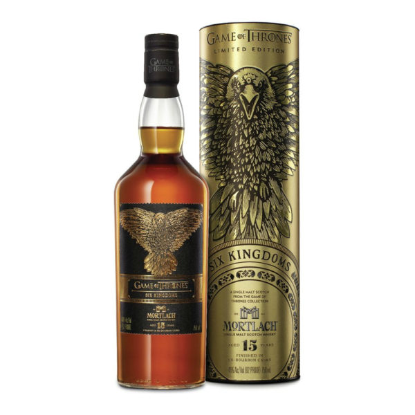Mortlach 15 Year Old Six Kingdoms