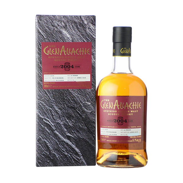 Glenallachie 14 Year Old PX Sherry