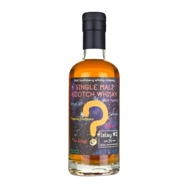 Islay 25 Year Old (That Boutique-y Whisky Company)