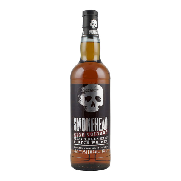 Islay Single Malt Whisky Smokehead High Voltage
