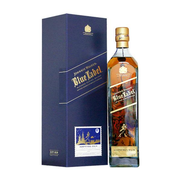 Johnnie Walker Blue Label - Auspicious Qilin Limited Edition