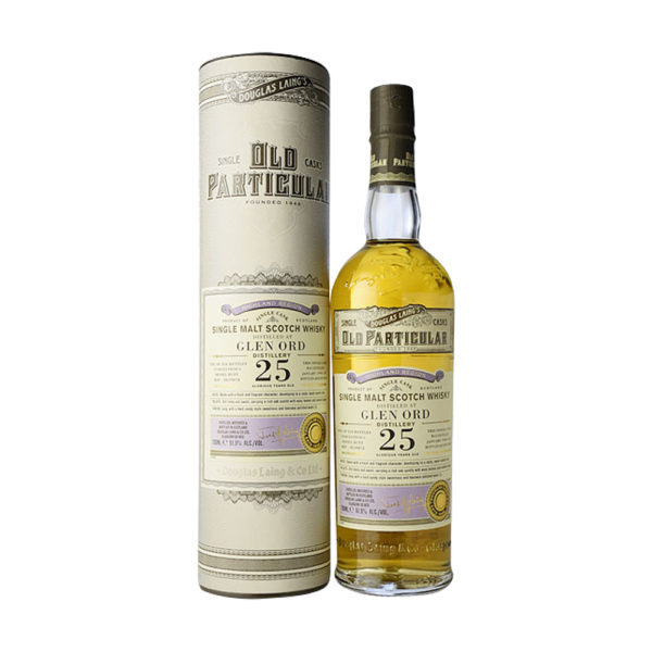 Old Particular Glen Ord 25 Year Old