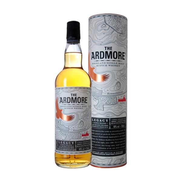 The Ardmore Highland Single Malt (Legacy)