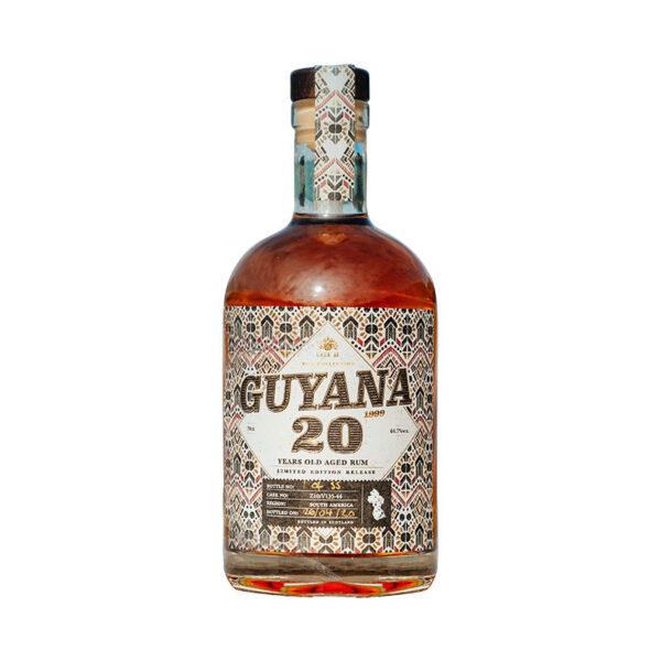 Guyana 20 Year Old