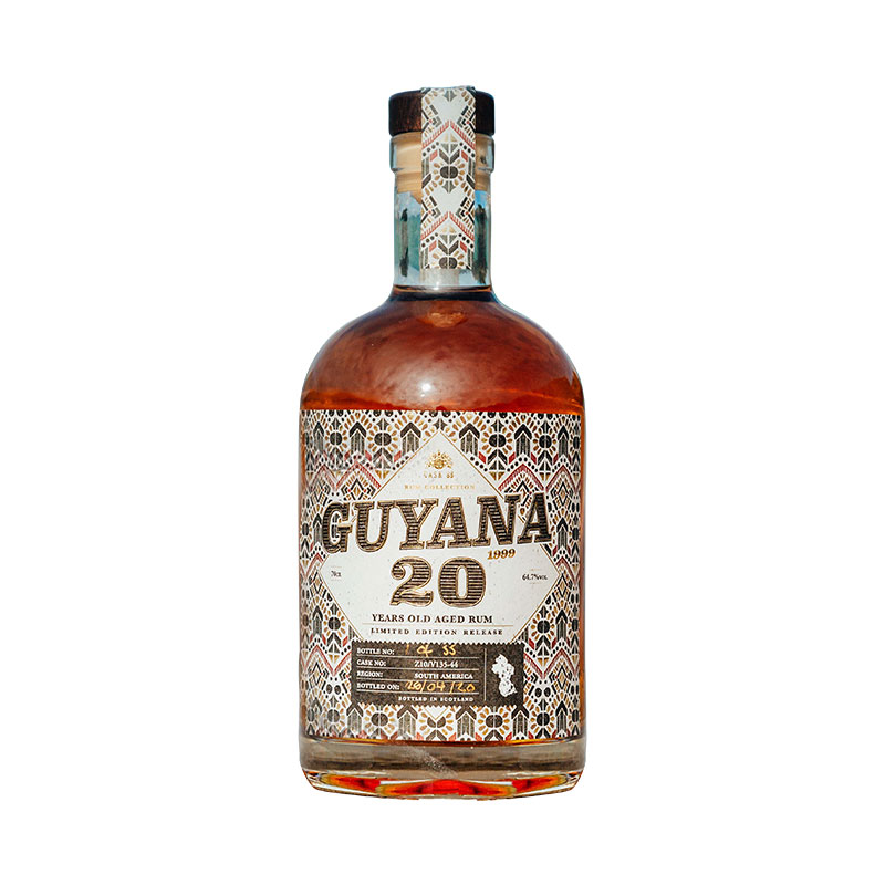 Guyana 20 Year Old