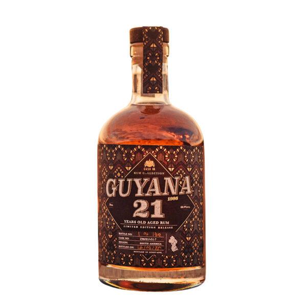Guyana 21 Year Old