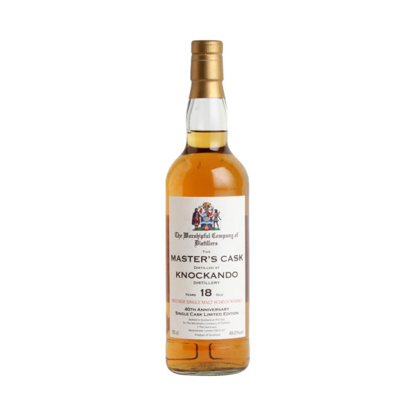 Knockando 18 Year Old - Master's Cask