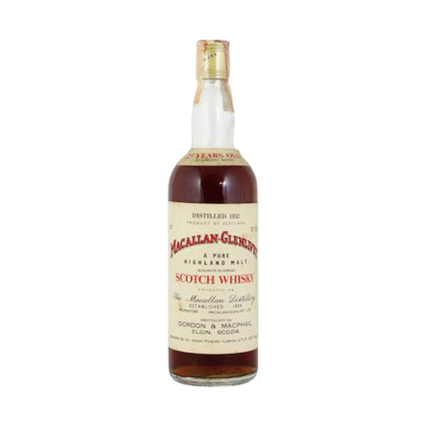 Macallan - Glenlivet 1952 25 Year Old
