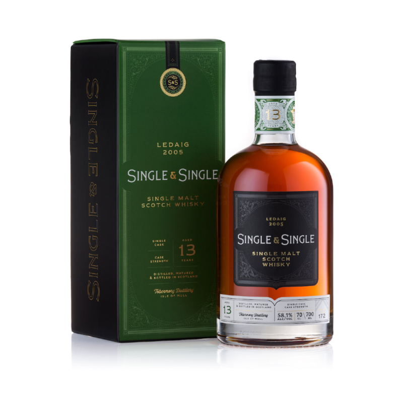 Ledaig 13 Year Old