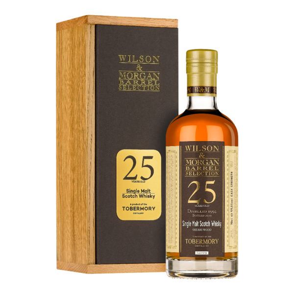 Tobermory 25 Year Old