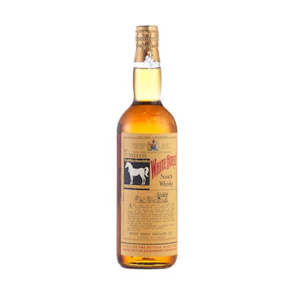 White Horse Scotch Whisky- 1960s