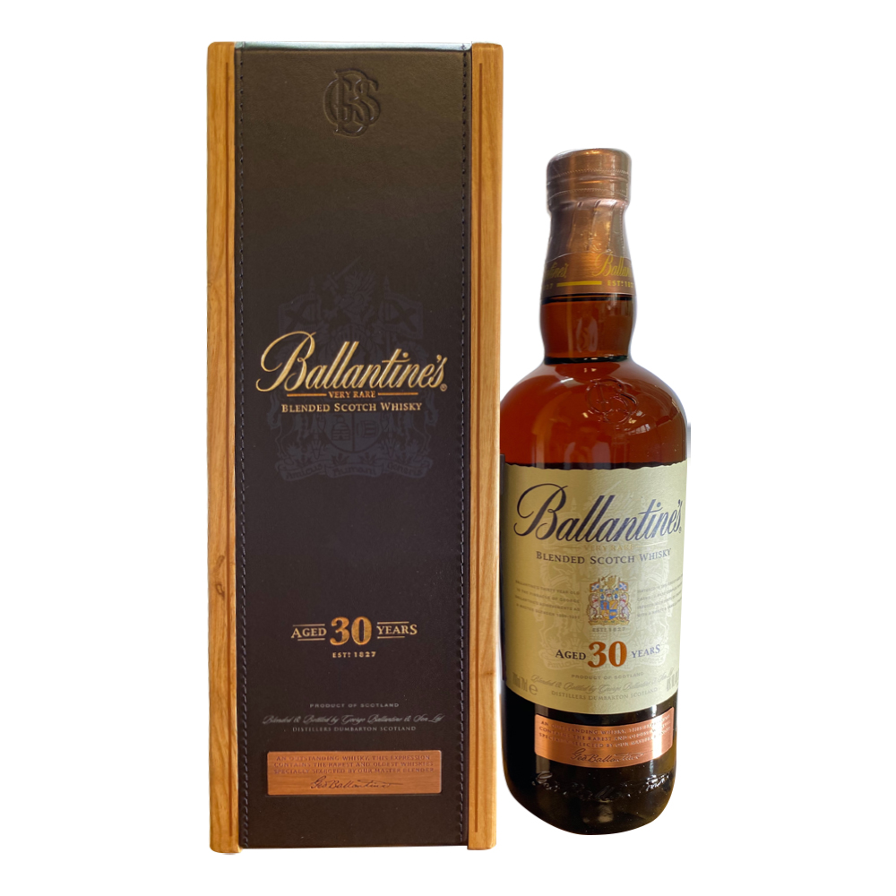 Ballantine S 30 Year Old Whisky Foundation