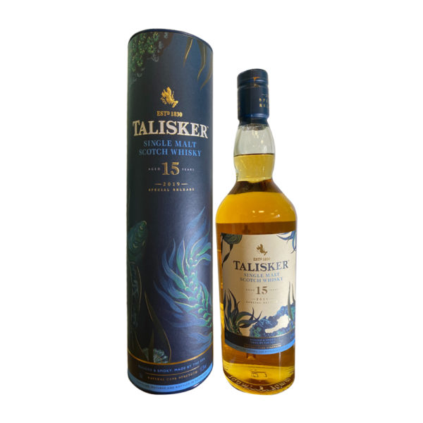Talisker 15 Year Old Special Edition
