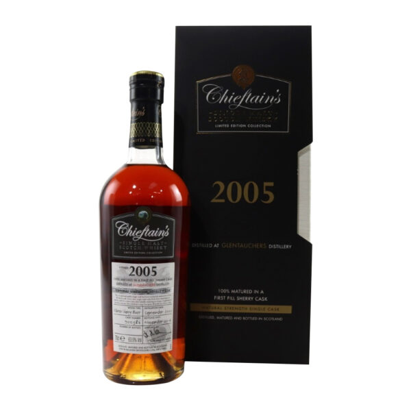 Glentauchers 11 Year Old Oloroso Butt (Iain Macleod, 2005)