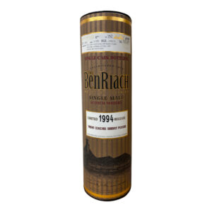 BenRiach 1994 PX Sherry Finish Limited Release