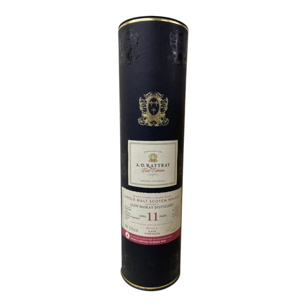 Glen Moray 11 Year Old (A.D. Rattray, 2008)