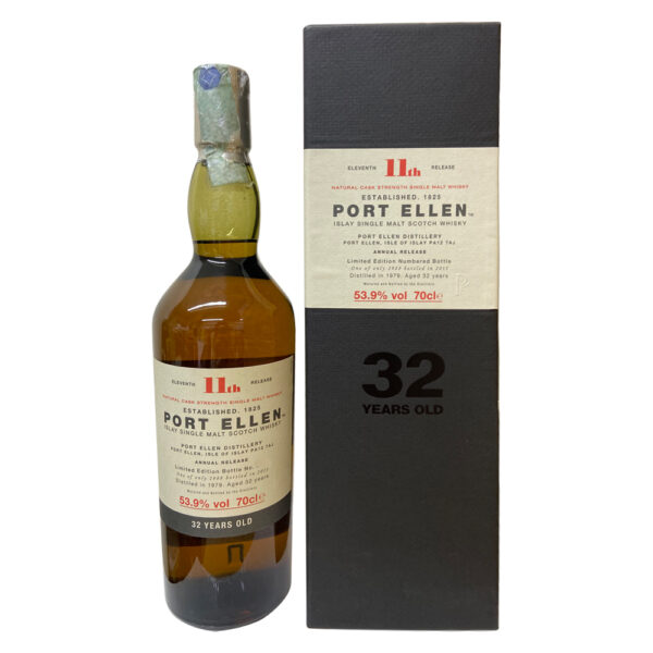Port Ellen 32 Year Old 11th Release