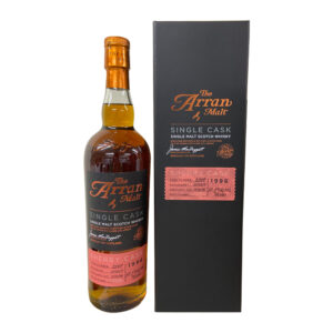 The Arran Malt 1996 Single Cask 15 Year Old Sherry Cask