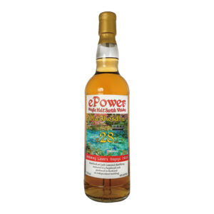 ePower Old Rhosdhu 28 Year Old 'Whisky Lovers Nagoya 2020'