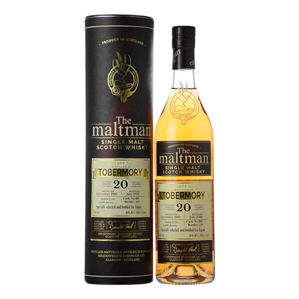 Matlman Tobermory 20 Year Old