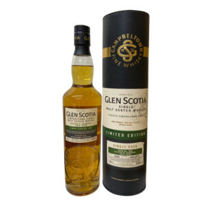 Glen Scotia 10 Year Old Cask# 466