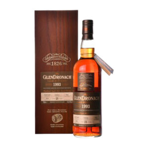 Glendronach 25 Year Old 1993 Taiwan Exclusive Cask# 7432