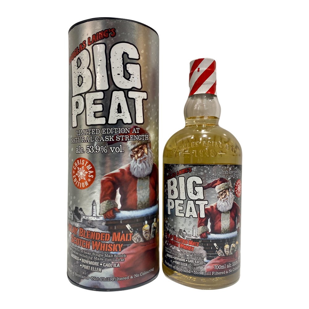 Islay Big Peat Blended Malt (Santa Claus) 2018