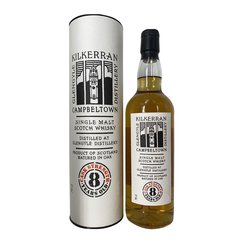 Kilkerran 8 Year Old