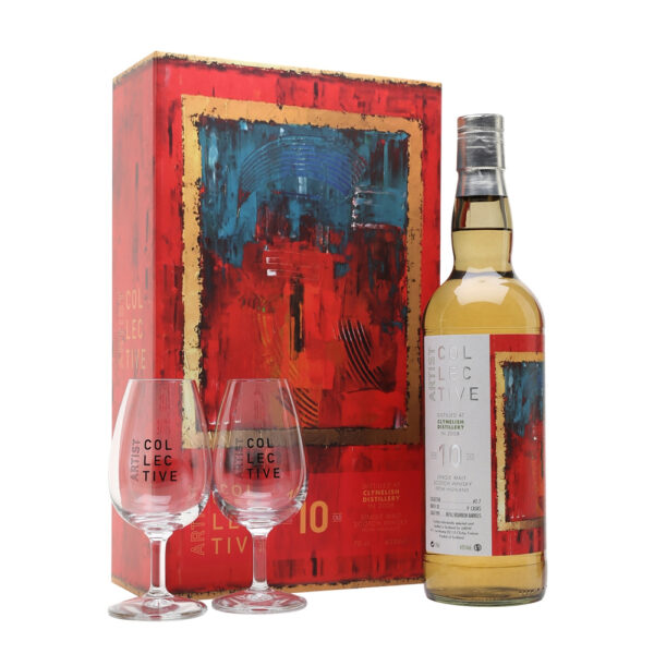 Clynelish Artist Collective #2.7 (La Maison Du Whisky, 2008)