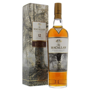 Macallan 12 Sherry Oak – Limited Edition Albert Watson