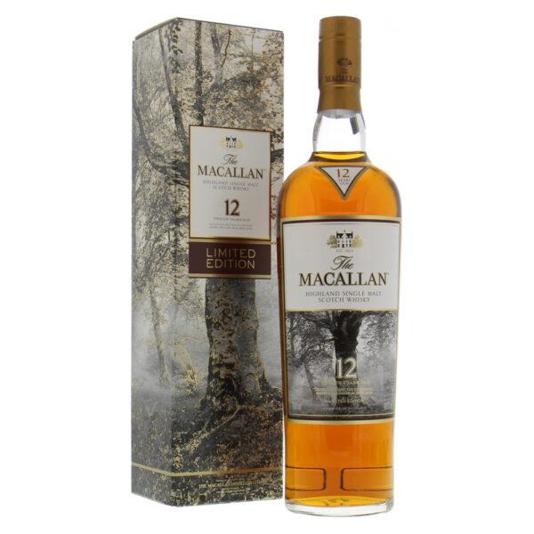 Macallan 12 Sherry Oak – Limited Edition Albert Watson