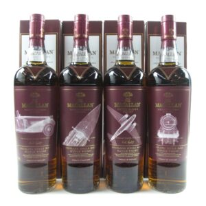 Macallan Whisky Maker's Edition Classic Travel Range