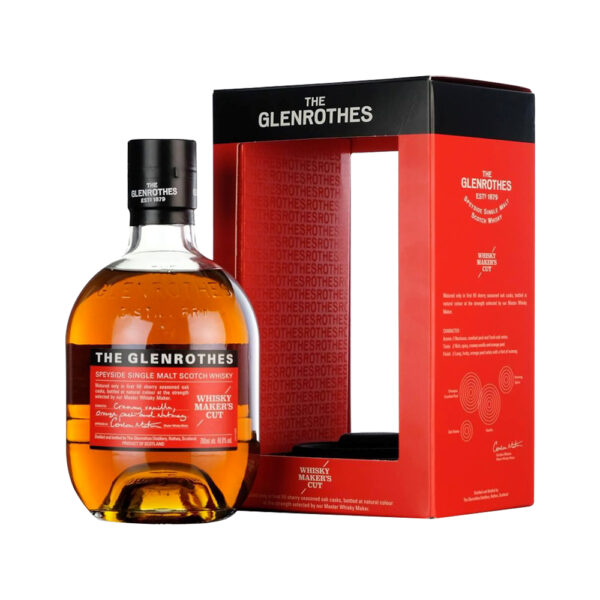 Glenrothes Whisky Maker's Cut - Soleo Collection