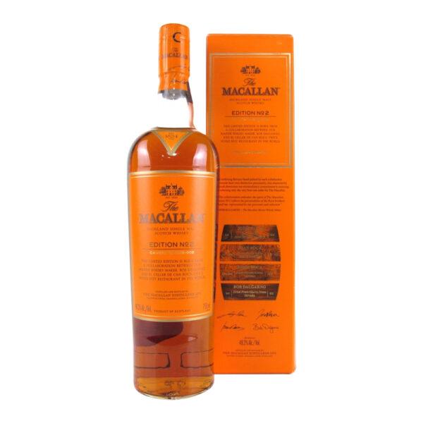 Macallan Edition No.2 (750ml)