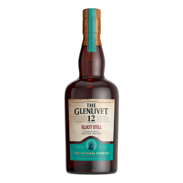The Glenlivet 12 Year Old Illicit Still