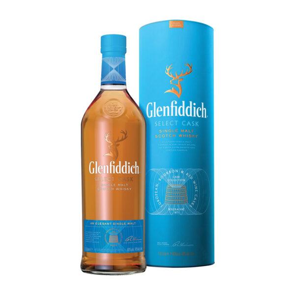 Glenfiddich Select Cask Solera Vat No.1 (1000ml)