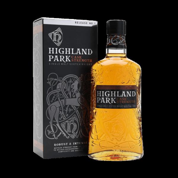 Highland Park Cask Strength No.1