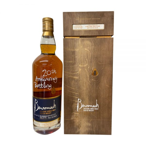 Benromach 20th Anniversary Limited Edition