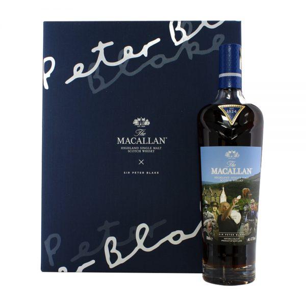Macallan X Sir Peter Blake An Estate, a Community and a Distillery