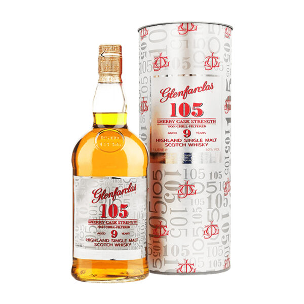 Glenfarclas 105 9 year old Sherry Cask Matured (Taiwan Exclusive)