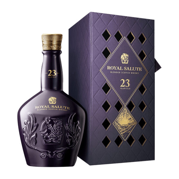 Royal Salute 23-year-old (Taiwan Exclusive)