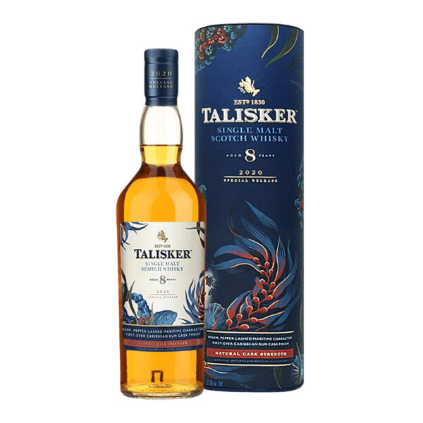 Talisker 08 year old Diageo Special Releases 2020