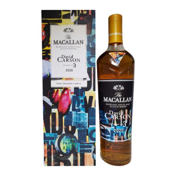 Macallan Concept No.3